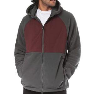 Nike SB  Polartec Men's Full-Zip Hoodie Ja…
